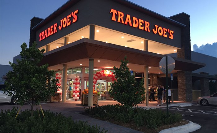 Trader Joe's Isn't Always The Healthiest
